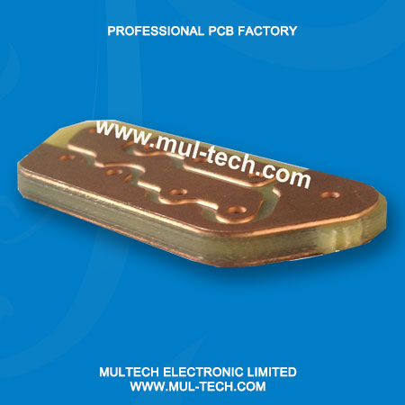 Heavy copper PCB board